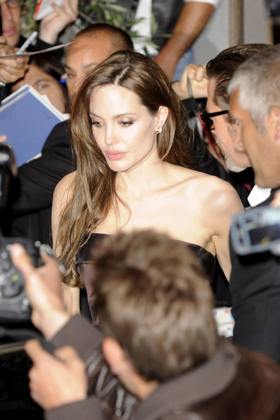 """Stars Leaving the """"Tree of Life"""" Afterparty in Cannes []"""