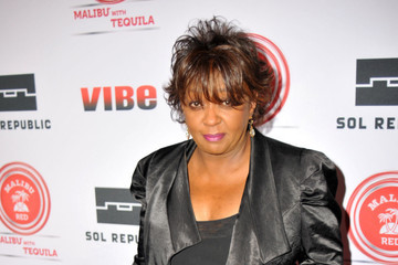 Anita Baker Celebs at the Vibe 20th Anniversary Inaugural Impact Awards Event