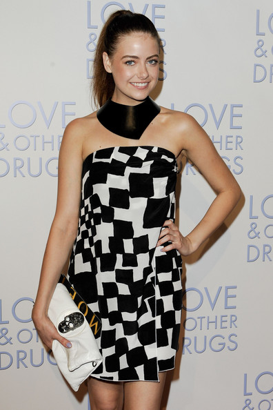 April Rose Pengilly Pictures Australian Premiere Of