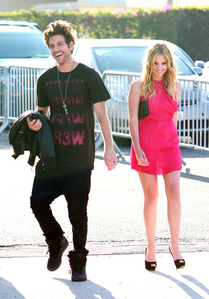 """Ashley Benson and Ryan Good - Stars at the """"2011 VH1 Do Something Awards"""" in Hollywood"""