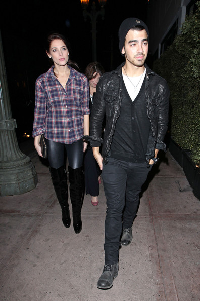 Ashley Greene and Joe ...