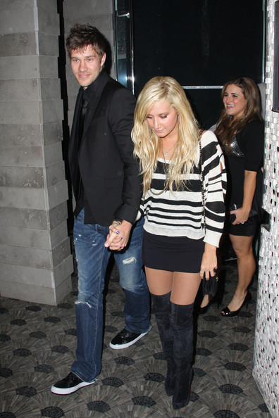 77e637b6360 Ashley+Tisdale in Ashley Tisdale at East in LA.