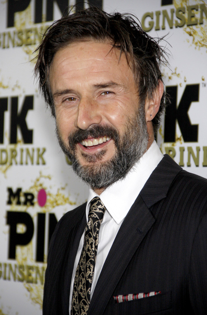 David Arquette In Celebs At The Mr Pink Party Zimbio