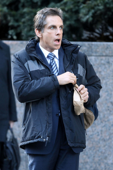 "Ben Stiller starts work on his upcoming action comedy ""Tower Heist"", filming at Trump International Hotel and Tower at Columbus Circle. Stiller is joined by an all star cast in the Brett Ratner directed film about a penthouse heist."