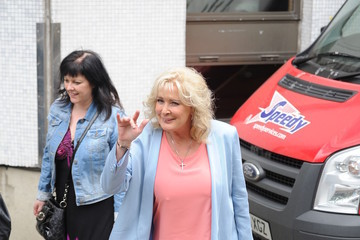 Beverley Callard 'Loose Women' Presenters Leave the ITV Studios