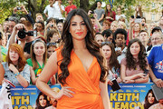"""Cara Kilbey at the """"Keith Lemon: The Film"""" red carpet premiere held at the Odeon at Leicester Square in London."""