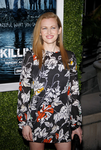 Stars on the Red Carpet for 'The Killing' in LA 2