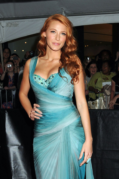 Blake Lively at the TIME'S 100 Most Influential People In The World