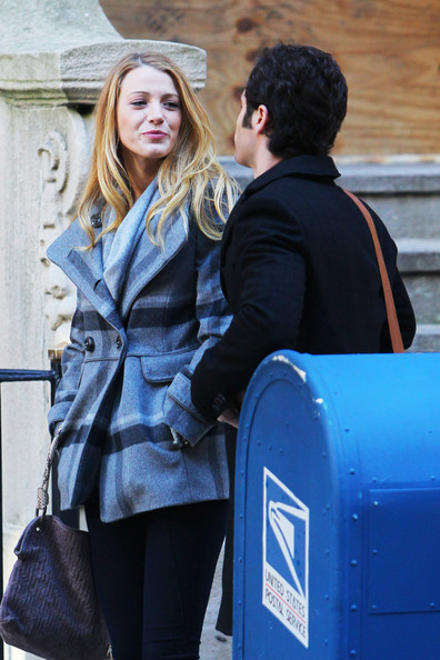 blake lively y penn badgley. Penn Badgley And Blake Lively