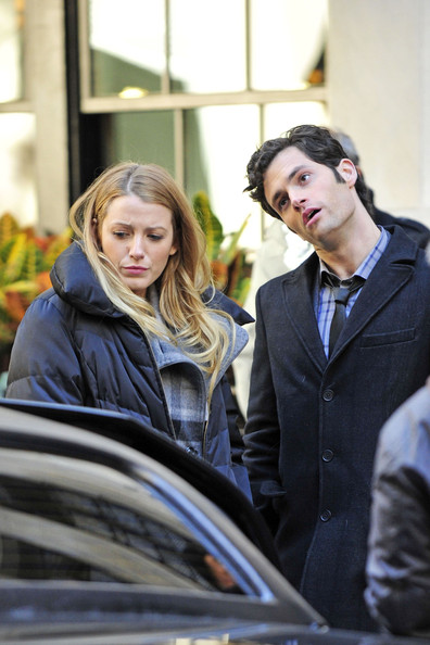 blake lively and penn badgley still together