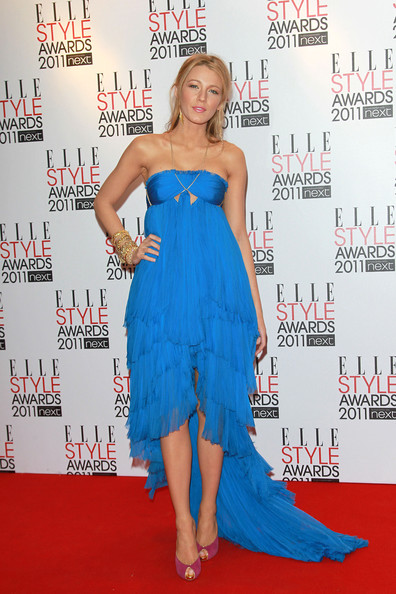 Celebs at the Elle Style Awards 3