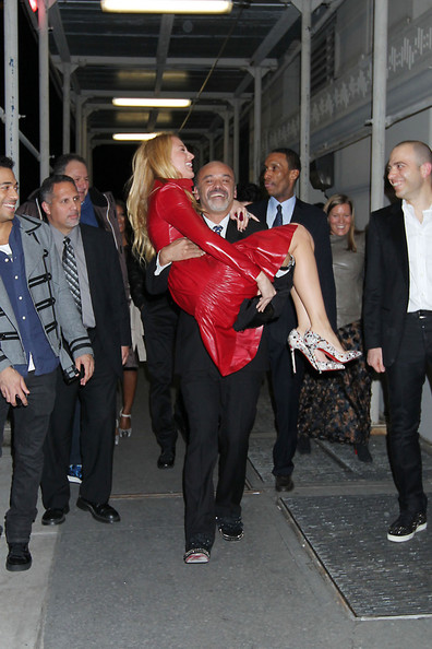 Blake Lively at the Christian Louboutin Party []