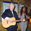 Boris Johnson and Misha B Photos