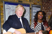 Boris Johnson and Misha B Photos Photo