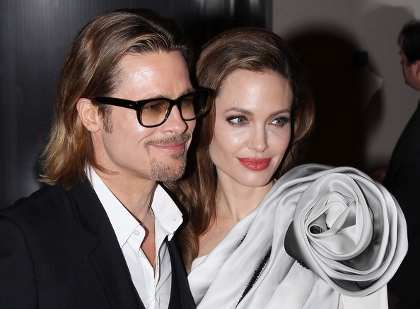Around the World with Brangelina
