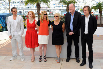 """Bill Pohland The """"Tree of Life"""" photocall in Cannes"""