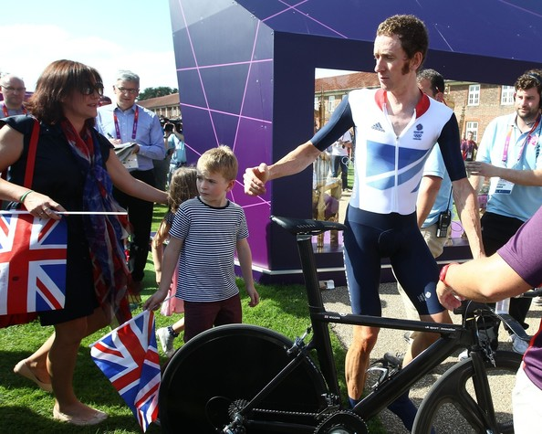 Bradley Wiggins Wife