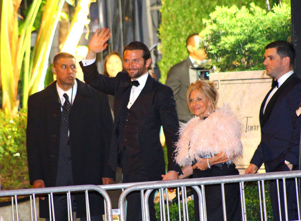 Celebs at the Sunset Towers Hotel Before the Oscars