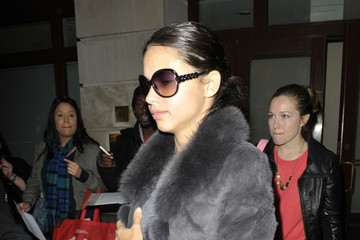 Adriana Lima Adriana Lima Out and About