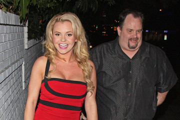 Bree Olson  Bree Olson Leaves Dinner in LA