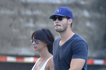 Brian Hallisay Jennifer Love Hewitt and Brian Hallisay in NYC