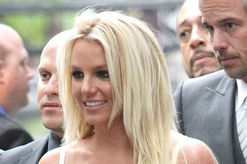 Britney Spears Jason Trawick Britney Spears at the Fox Upfronts 2