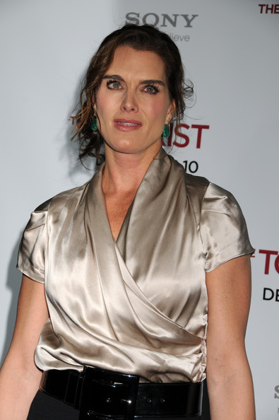 Premiere of 'The Tourist' in New York