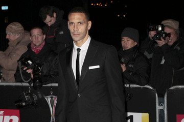 Rio Ferdinand The Sun Military Awards at the Imperial War Museum in London