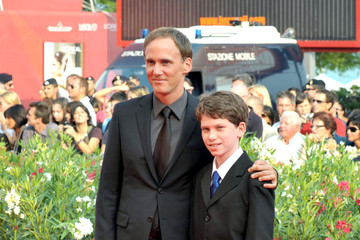 "Tommy Nelson Bruce Greenwood at the ""Meek's Cutoff"" Premiere at the Venice Film Festival"