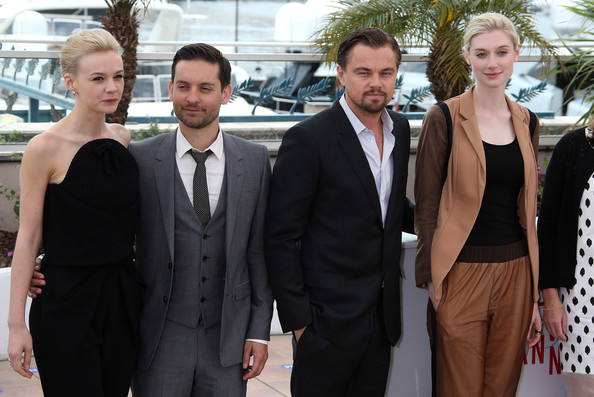 'Gatsby' Stars Pose at the Cannes Film Festival — Part 2