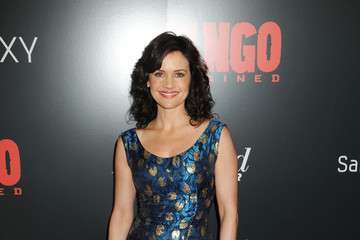 Carla Guigino Celebs at the 'Django Unchained' Premiere