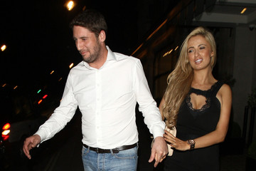 Chantelle Houghton Chantelle Houghton Enjoys a Night Out with Her Boyfriend