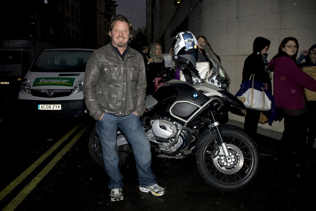 charley boorman in charley boorman outside the dorchester hotel 1