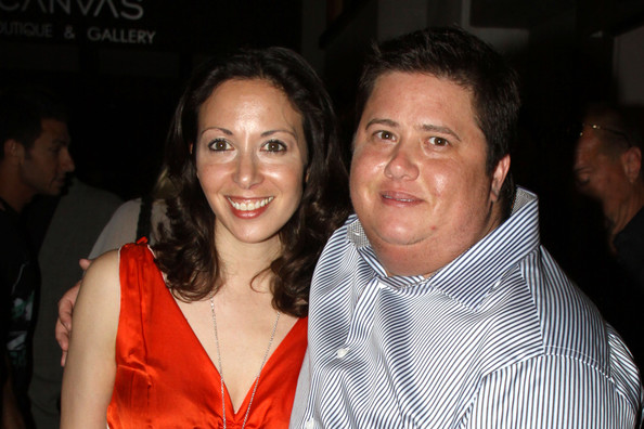 chaz bono girlfriend