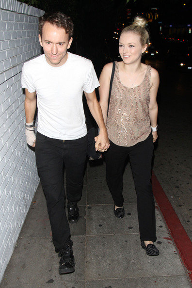 Chelsea Kane leaving the infamous Chateau Marmont in West Hollywood