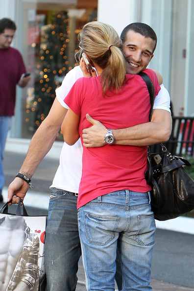 mark and chelsie dating They were but they broke up it appears they're okay with each other because as seen on dancing with the stars, they still hug and stuff.
