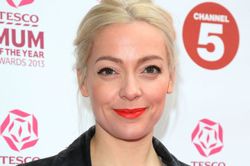 Cherry Healey Arrivals at the Tesco Mum of the Year Awards at the Savoy Hotel in London