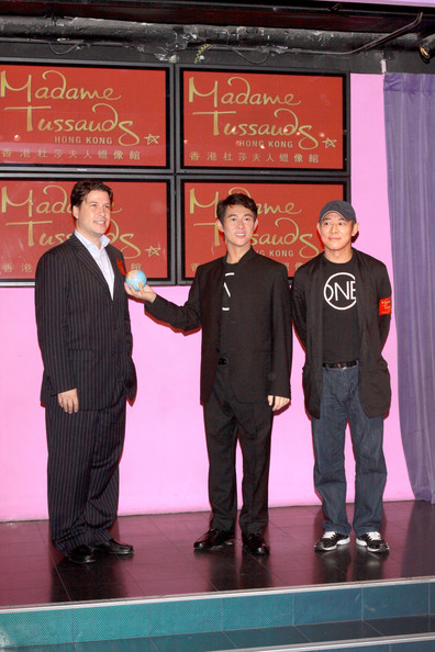 Jet Li at Madame Tussauds - Pictures - Zimbio