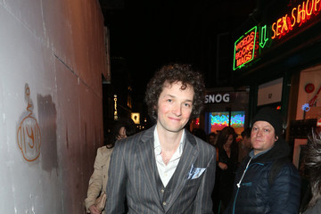 Chris Addison 'The Look of Love' After Party