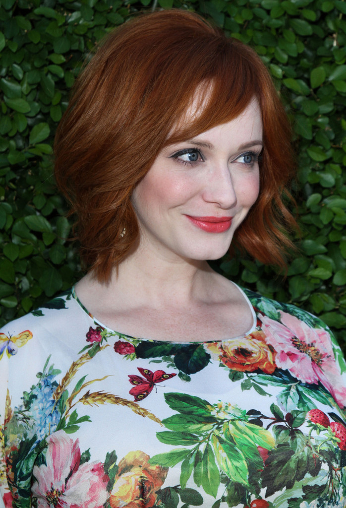 Christina Hendricks Solves Your Brunch Issues