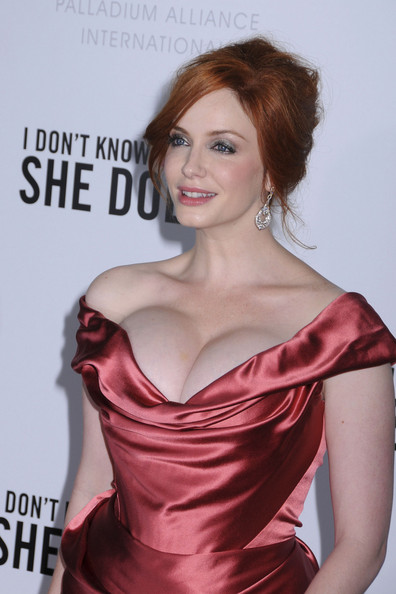 Stars at the 'I Don't Know How She Does It' Premiere