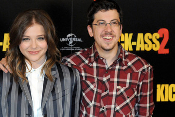 Christopher Mintz-Plasse Chloe Grace Moretz 'Kick-Ass 2' Photo Call in London — Part 2
