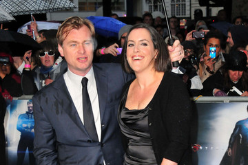 Christopher Nolan 'Man of Steel' Premieres in London — Part 2