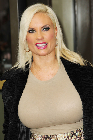 Coco   Coco Austin Out During New York Fashion Week