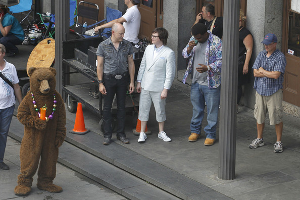 'Hot Tub Time Machine 2' Films in New Orleans []