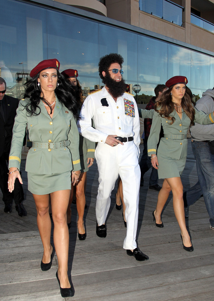 dictator down under star pics may 01 2012 zimbio