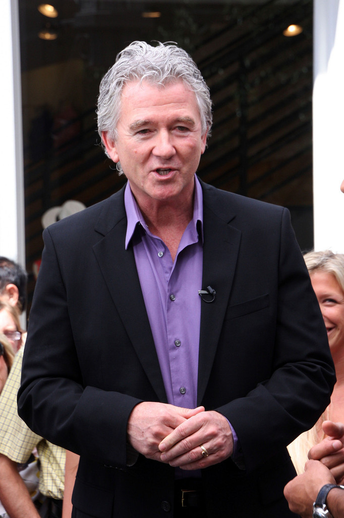 Patrick Duffy Pictures Patrick Duffy at The Grove