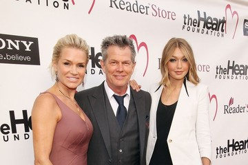 David Foster Celebs at the  Heart Foundation Gala in Los Angeles