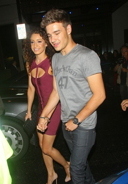 Danielle Peazer Pictures - Niall Horan at Funky Buddha ...