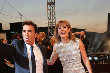 Darcey Bussell Bruno Tonioli 'Strictly Come Dancing' Stars in Borehamwood